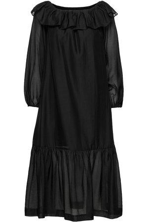Designers Remix Sonia Off-Shoulder Dress Knelang Kjole