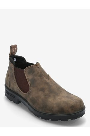 Blundstone Bl Slip On Shoe Shoes Boots Ankle Boots Ankle Boot - Flat Blundst