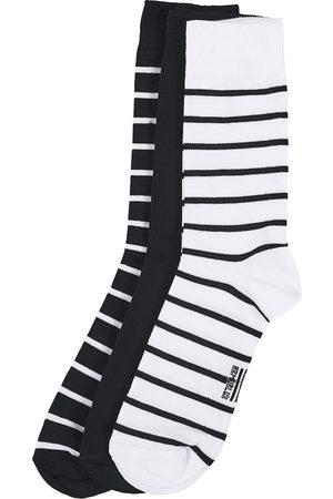 Armor.lux Herre Sokker - 3-Pack Loer Socks Navy/White