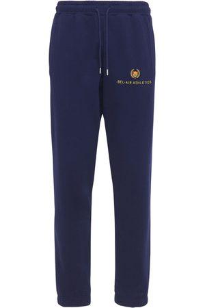 BEL-AIR ATHLETICS Herre Joggebukser - Athletics Logo Embroidered Sweatpants