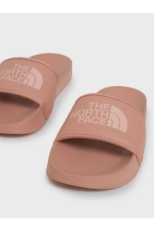 The North Face Dame Tøfler - W Base Camp Slide II Cream