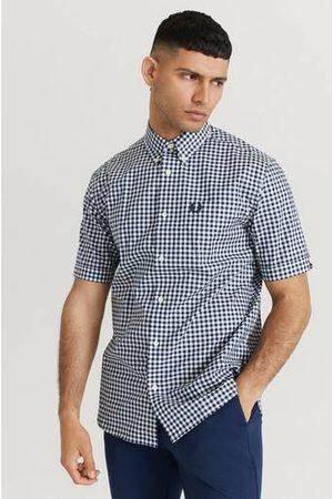 Fred Perry Herre Kortermede - Kortermet skjorte Gingham S/S Shirt