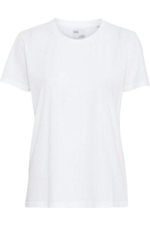 Colorful Standard Dame Kortermede - Light Tee T-Shirt