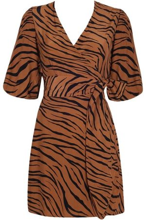 FAITHFULL THE BRAND Wrap Dress Kjoler