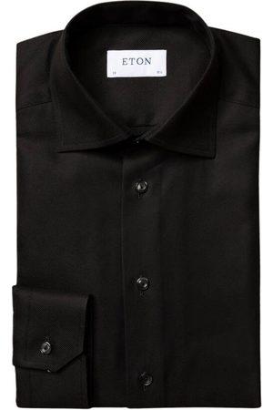 Eton Herre Langermede - Shirt