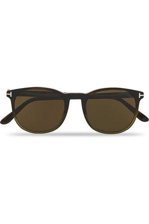 Tom Ford Herre Solbriller - Ansel Sunglasses Havana/Roviex