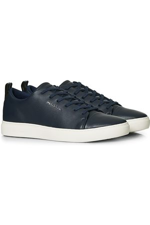Paul Smith Herre Sneakers - Lee Sneakers Dark Navy Calf