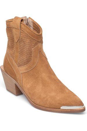 Laura Bellariva Dame Skoletter - Ankle Boots Shoes Boots Ankle Boots Ankle Boot - Heel