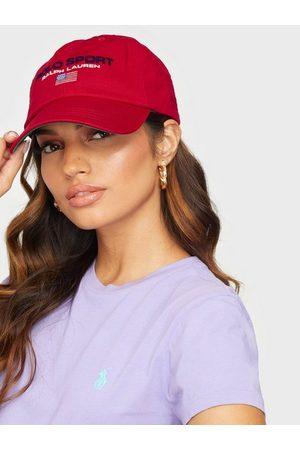 Polo Ralph Lauren Dame Capser - Cls Sprt Cap-Hat Red