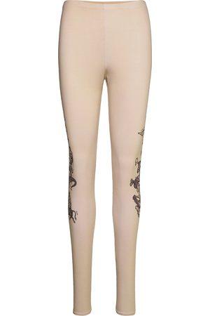 Soulland Dame Leggings - Ying Leggings Leggings Rosa