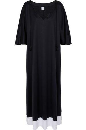 Max Mara Prosit lyocell and cotton midi dress