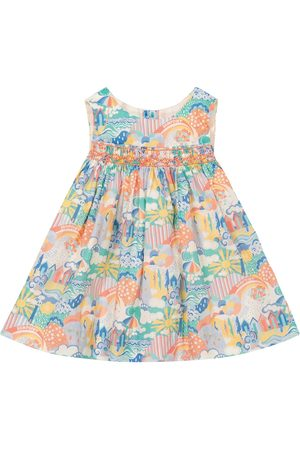 BONPOINT Jente Mønstrede kjoler - Baby Clothi Liberty printed cotton dress