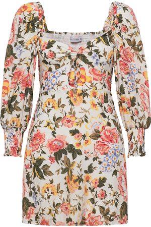 FAITHFULL THE BRAND Arianne Mini Dress Dresses Everyday Dresses Multi/mønstret