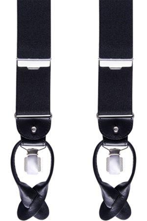 Profuomo Herre Belter - Bukseseler Solid Black Div Utstyr
