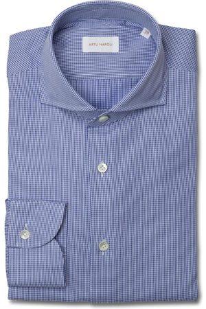 Artu Napoli Herre Langermede - Overhemd