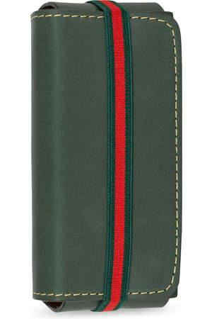 EIGHT & BOB Herre Parfymer - Perfume Leather Case Forest Green
