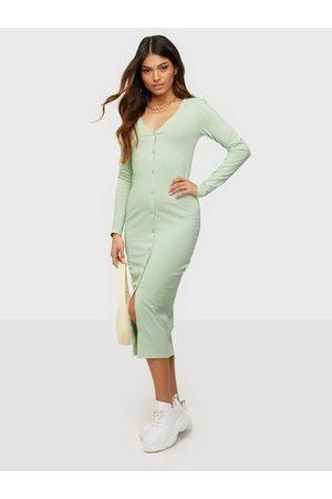 NLY Trend Dame Kjoler - Off Duty Button Dress
