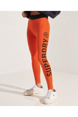 Superdry Dame Leggings - Essential-leggings i 7/8 lengde