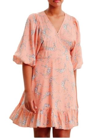 by Ti Mo Delicate wrap dress