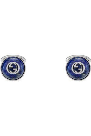 Gucci Herre Klokker - Cufflinks with Interlocking G