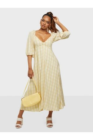 FAITHFULL THE BRAND Dame Midikjoler - Imanie Midi Dress