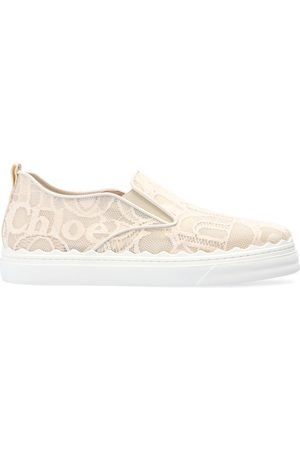 Chloé Dame Sneakers - Sneakers with logo