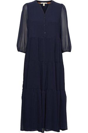 Esprit Dresses Light Woven Maxikjole Festkjole