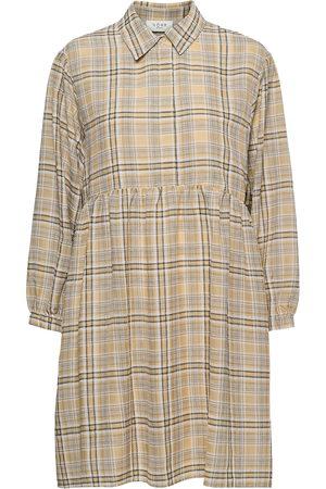 Norr Judith Mini Dress Dresses Shirt Dresses