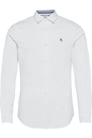 Original Penguin Cotton Oxford Slim Fit Shirt Skjorte Uformell