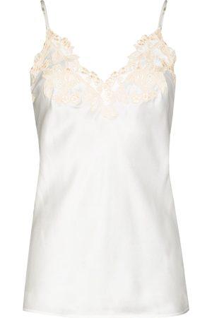 La Perla Dame Singleter - Maison lace-trim camisole