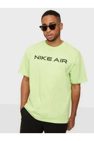 Nike M Nsw Tee Nike Air Hbr T-skjorter og singleter Lime