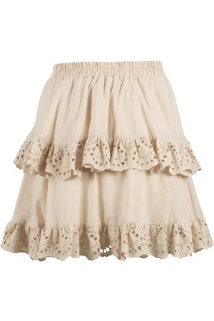 Line of Oslo Chloe Lace Skirt