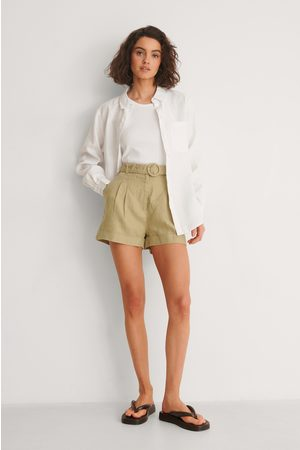 NA-KD Trend Dame Shorts - Belte Linshorts