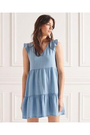 Superdry Lagvis Tinsley-kjole