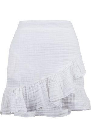 Neo Noir Bekka Gauze Skirt
