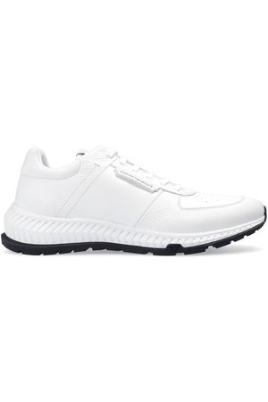 Emporio Armani Herre Sneakers - Sneakers with logo