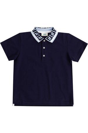 Fendi Polo shirt with logo