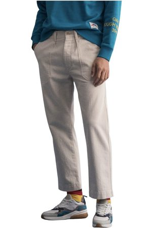 GANT Herre Chinos - Cropped Org Patched Pkt Bukser