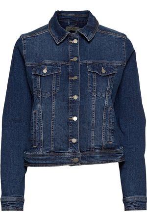 FRANSA Frvocut 1 Jacket Dongerijakke Denimjakke