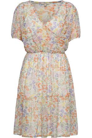 Esprit Dame Hverdagskjoler - Dresses Knitted Kort Kjole