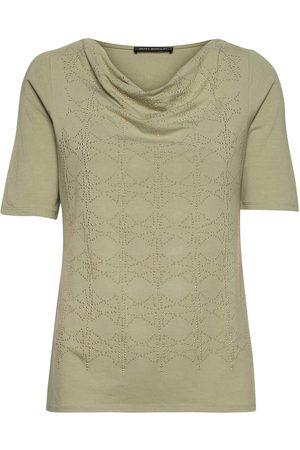Betty Barclay Shirt Short 1/2 Sleeve T-shirts & Tops Short-sleeved Grønn