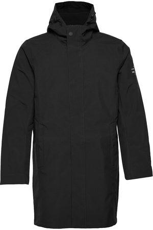 ECOALF Herre Vinterkåper - Canada Jacket Man Tynn Kåpe Blå