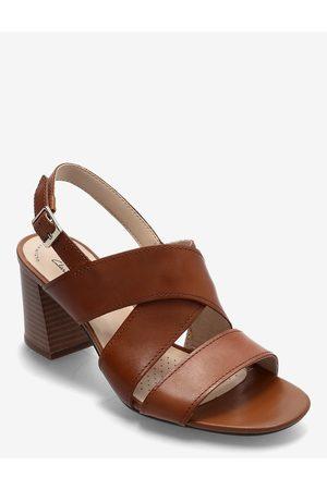 Clarks Dame Høyhælte sandaler - Jocelynne Bao Sandal Med Hæl