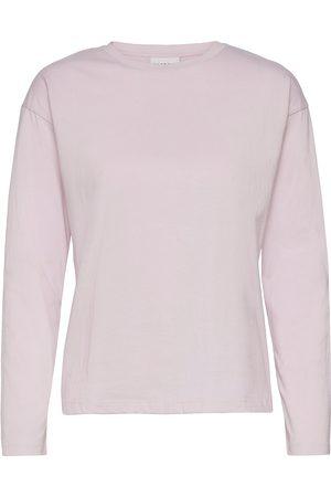 Blanche Dame Langermede - Main Dna Longsleeve T-shirts & Tops Long-sleeved Rosa