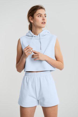 Gina Tricot Gia sleeveless hoodie