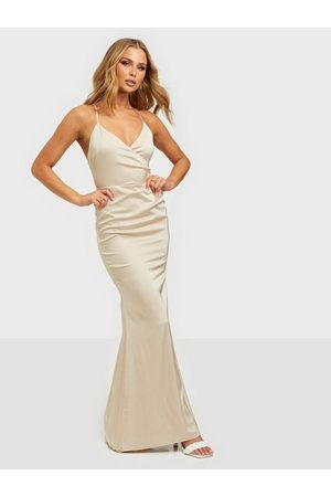 NLY Eve Good Times Strap Gown