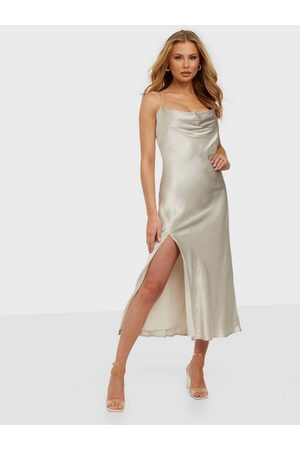 Bardot Dame Bodycon kjoler - Valora Midi Slip Dress