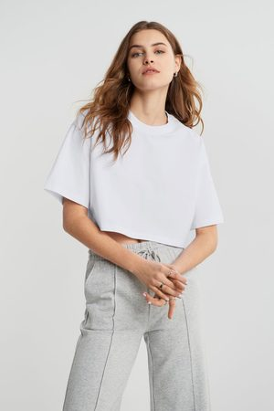 Gina Tricot Claire cropped tee