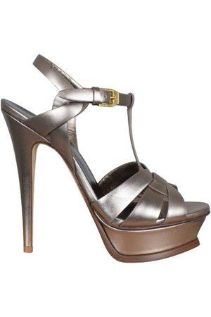 Saint Laurent Dame Sandaler - Tribute sandals