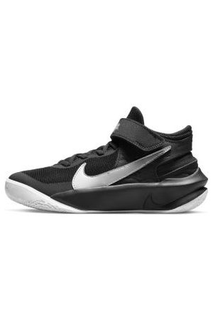 Nike Team Hustle D 10 FlyEase basketsko til store barn